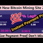 Live Payment Proof Dubai-Miner | New Bitcoin Mining Site 2020 | 100% Legit Bitcoin Mining Site 2020