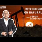 Bitcoin Mining On Natural Gas with @SergiiGera, CEO of @EZ_Blockchain | HASHR8 Podcast