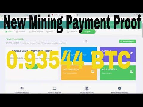 New Bitcoin Mining Sites 2020 | Bitcoin Earning Websites | New Bitcoin Mining Websites 2020