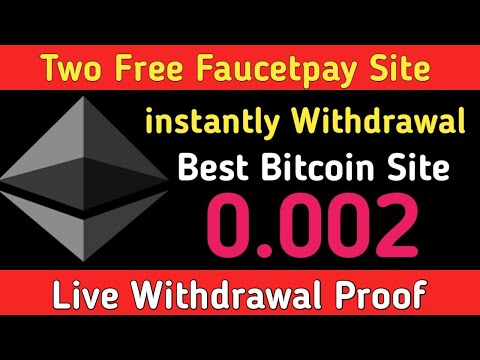 Two Free Bitcoin Mining Website 2020 | Fresh Cloud Mining Website 2020 | Free Btc Earn |Ahmad Online