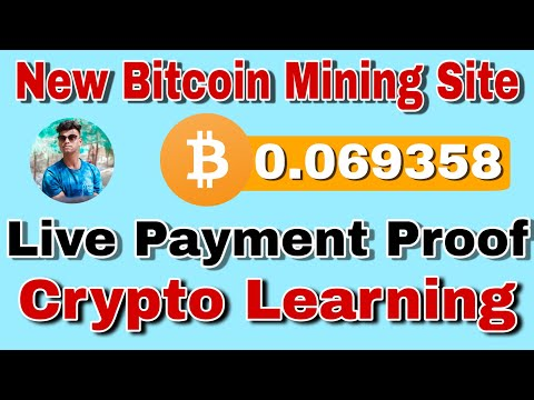 New Bitcoin Earning website 2020   How to Make Maney For Bitcoin 2020   Crypto Learning