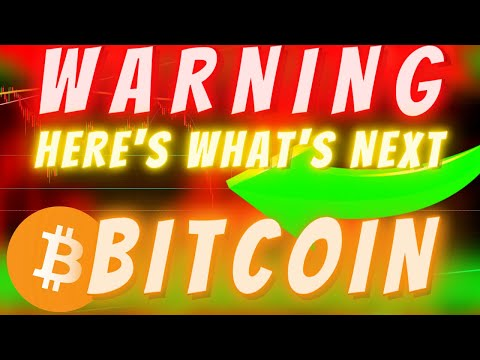 *BREAKING* BITCOIN JUST DID SOMETHING HUGE  - Watch This If You're Worried About Where We're Heading