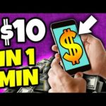 Earn $10.00+ In One Min Right Now! -  (Make Money Online Fast Worldwide)