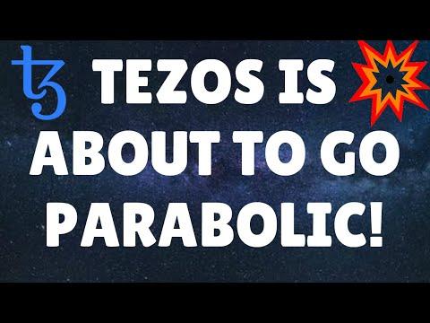 TEZOS IS GOING TO BLAST OFF! | TEZOS NEWS | CRYPTO NEWS | ALTCOIN NEWS | BITCOIN NEWS | #TEZOS #BTC