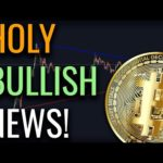 THIS NEWS IS UNDENIABLE! BITCOIN IS IN A BULL MARKET AND NEW HIGHS WILL COME THIS YEAR!!