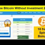 How to earn free bitcoin without 2020?|Btcmaker get 10 spin bonus |Btcmaker Payment Proof 26/08/2020