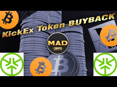 Review of Upcoming 100,000 KickEx buyback: Cryptocurrency News Analysis