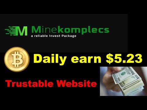 MineKomplecs-New Bitcoin mining website | Live withdrawal proof | Paying Platform 2020