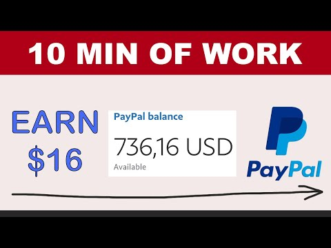 EARN $16 EVERY 10 MINUTES FOR FREE - AVAILABLE WORLDWIDE (Make Money Online)