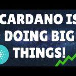 CARDANO KEEPS DELIVERING!! | CARDANO NEWS | CRYPTO NEWS | BITCOIN NEWS | #BITCOIN #CARDANO #ETH
