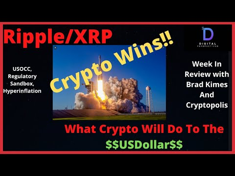 Ripple/XRP- XRP News Cash Is Trash!! Cryptonaires,Crypto/Metals/Picks&Shovels Could Speed Inflation