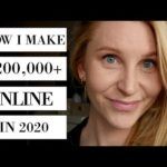 7 WAYS TO MAKE MONEY ONLINE 2020 | Passive income | Online Business Ideas | Caroline Ravn