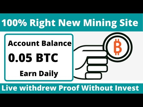 BITCOIN MINING SOFTWARE 2020 | MINE 0.02 BTC in 5 Minutes on Android phone.