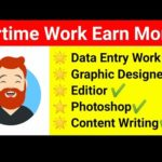 Data Entry work | partime work from home | earn money online easily | Truelancer| #Varun #Onlinetips
