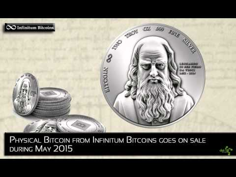 DatSyn News - Physical Bitcoin from Infinitum Bitcoins