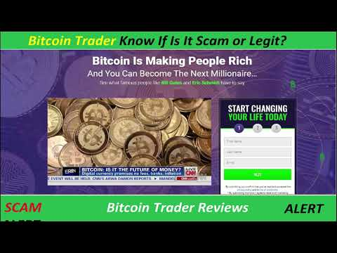 Bitcoin Trader Reviews ! Bitcoin Trader Know If Is It Scam or Legit? Patricia Scam Reporter