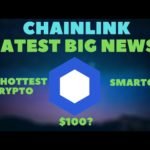Chainlink (LINK) The Hottest CryptoCurrency! Latest BIG News, Price Analysis & More!