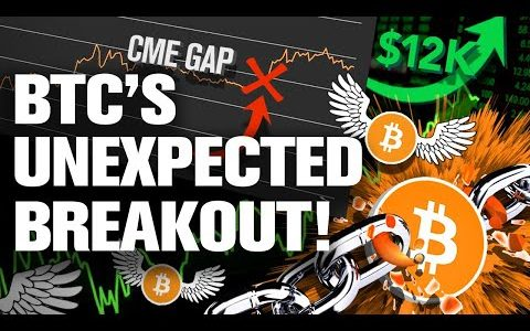 The Unexpected BITCOIN BREAKOUT Begins In 321…