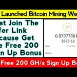 New Launched Free Bitcoin Mining Website 2020 || New Bitcoin Mining Site 2020 || Asmos.space Review