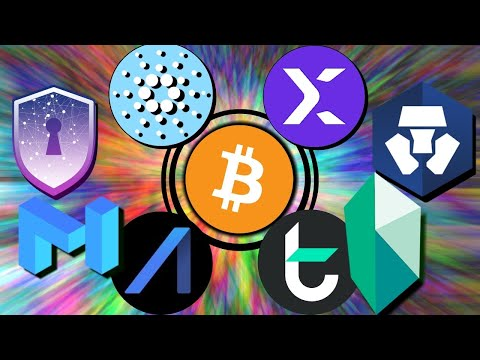HUGE CRYPTO NEWS!! Cardano, Kyber Network, Safe Haven, Tomochain, Crypto.com, Matic Network, AAX