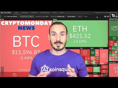 BITCOIN, Pericolo Scampato? ⚠️- CryptoMonday NEWS w35/'20