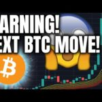 WARNING: Next Bitcoin Move! Prepare Yourself!! (Cryptocurrency News + Trading Price Analysis)