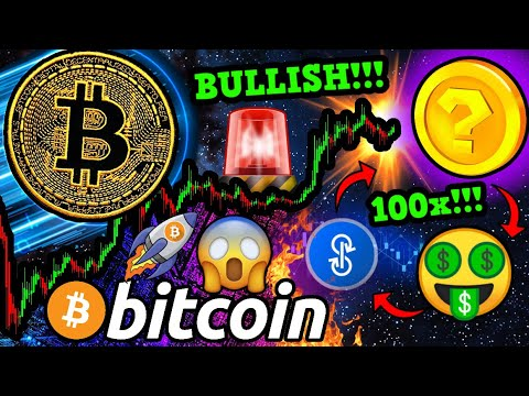 BITCOIN Did Something CRAZY BULLISH!!! NEXT 100x DEFI COIN!!!? [Hint: It's NOT on Ethereum!]
