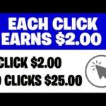 MAKE $25 Every 10 Minutes CLICKING ON WEBSITES [Make Money Online]