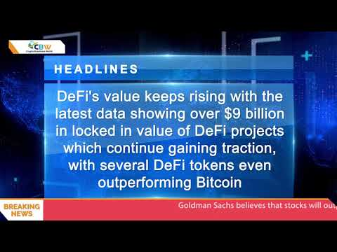 Breaking News from Crypto Business World (CBW) - Sep 01 , 2020