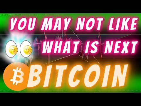 CONFUSED WHY BITCOIN DROPPED?? - YOU MAY NOT LIKE WHAT IT'S SHOWING IS NEXT (big news for alts)