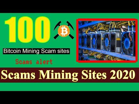 100 free bitcoin scam cloud mining websites 2020 | new scam btc mining  | scamadviser