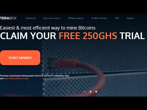 TeraBox - Лучший Облачный Майнинг - Аналог Cointellect