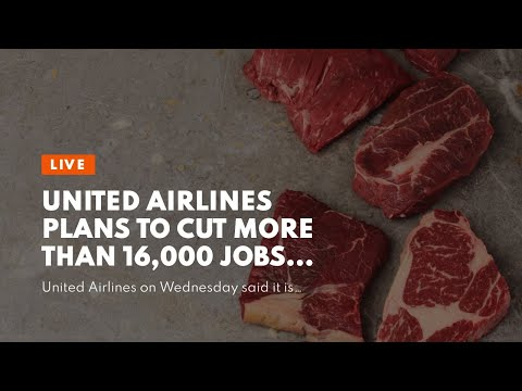 United Airlines Plans to Cut More Than 16,000 Jobs as Coronavirus Continues to Hammer Demand