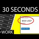 Earn $5 Every 30 SECONDS AUTOMATICALLY [Make Money Online]