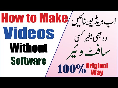 How to Earn Money Online by Creating Videos Without Software