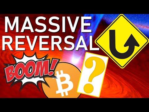 MASSIVE BITCOIN REVERSAL COMING? - THE BULL MARKET ISN'T OVER! - CME BTC GAP FILL, THEN BLAST OFF?