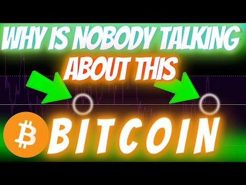 THE BIGGEST BITCOIN CLUE NOBODY IS MENTIONING!! - Look What Happened Last Time (5 years ago)