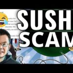 SUSHI CRYPTO SCAM | BESAFE FROM DEFI CRYPTO