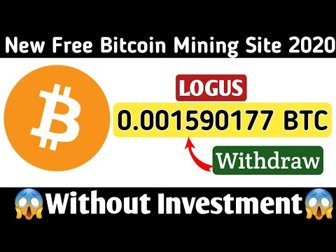 New Long Term Free Bitcoin Mining Site 2020, New Free Cloud Mining Site 2020, Crypto Mining