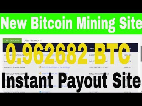 New Bitcoin Mining Websites 2020   Best BTC Doubler Website   Double Bitcoin In 24 Hours