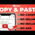 Make $24,000 On YouTube Without Making Videos (Make Money Online)