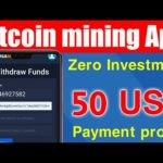 New latest Bitcoin mining App 2020 - Earn Bitcoin without investment , bitcoin earning - okarian rai