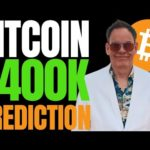 MAX KEISER REAFFRIMS HIS $400K BITCOIN (BTC) PREDICTION; ETH, BSV, BCH, AND DEFI SCAMS GO TO ZERO!!