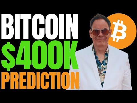 MAX KEISER REAFFRIMS HIS $400K BITCOIN (BTC) PREDICTION; ETH, BSV, BCH, AND DEFI SCAMS GO TO ZERO!!
