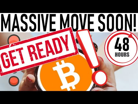 MASSIVE BITCOIN MOVE IN 48hrs! MINERS BARELY HOLDING $10k BITCOIN PRICE! CALM BEFORE THE STORM!