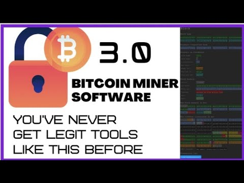Bitcoin Mining Tools - Generate Bitcoin With Android & Pc 2020