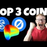 TOP 3 ALTCOINS - After SushiSwap Exit Scam 🍣