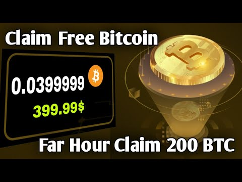 OMG New 100% Free Bitcoin Earning Site 2020 ! Earn free bitcoin ! Without investment Free Bitcoin