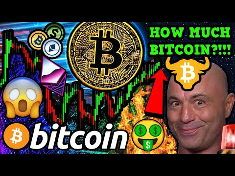 BITCOIN DEMAND READY to SKYROCKET!!! GUESS WHO OWNS 50% BTC?!! $ETH SCAM!