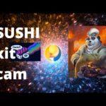 $SUSHI Exit Scam, Local Bitcoin Crypto Top, POV Crypto Fight Night